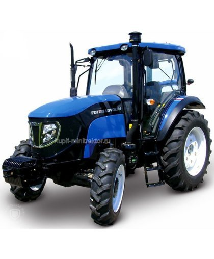 Трактор Lovol TD-904 (III Generation) кабина + кондиционер
