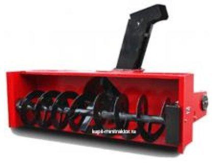 Снегоочиститель Weituo WF6618PTO роторный 1,5м