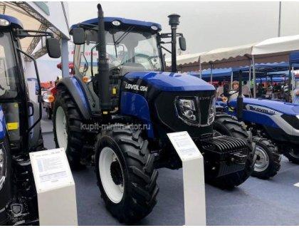 Трактор Foton Lovol TD-1204  (III Generation) с кабиной + кондиционер