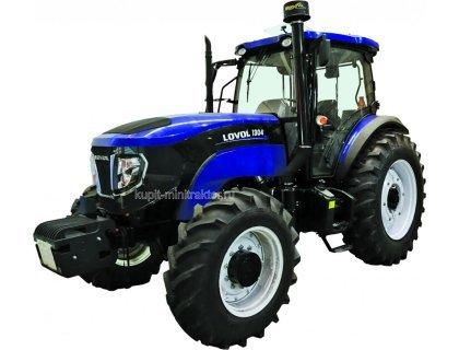 Трактор Foton Lovol TD-1304 (III Generation)  с кабиной + кондиционер
