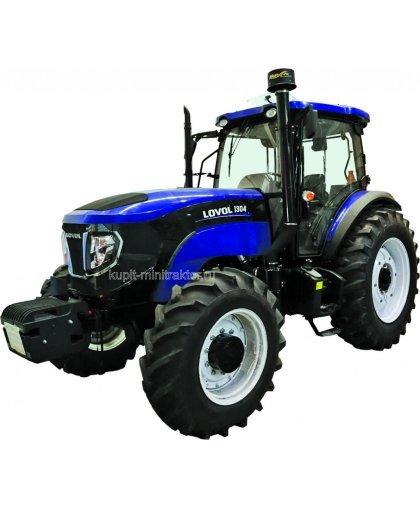 Трактор Lovol TD-1304 кабина + кондиционер
