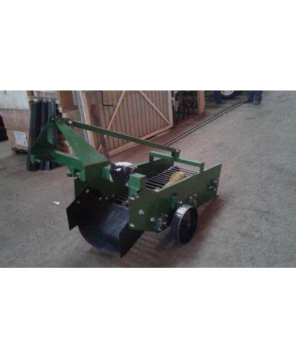 Картофелекопалка транспортерного типа  КК-540