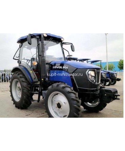 Трактор Foton Lovol TB-804 (III Generation) c кабиной
