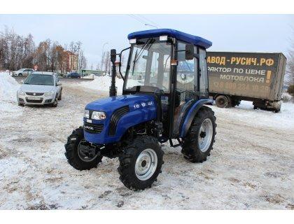 Трактор Foton Lovol (Фотон Ловол TE-404 (III Generation))